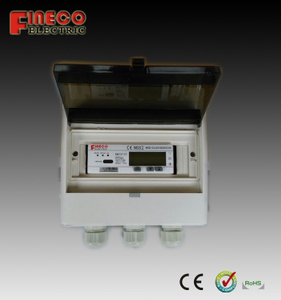 Three Phase Meter box outdoor enclosure