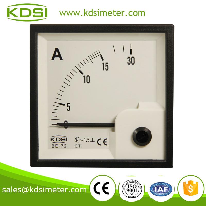 指针式交流电流表 be-72 ac15a