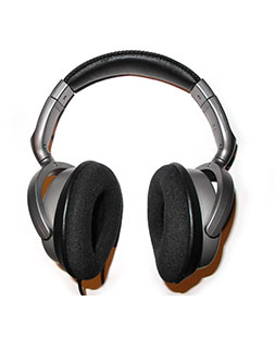 The high-end Headset 02