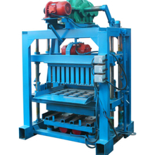 QTJ4-40 Block Making Machine