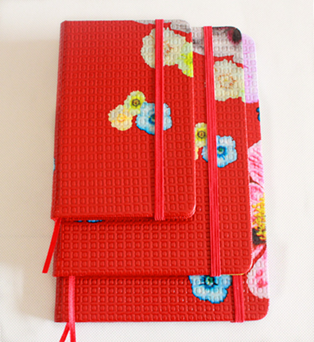 PVC leather notebook (9)