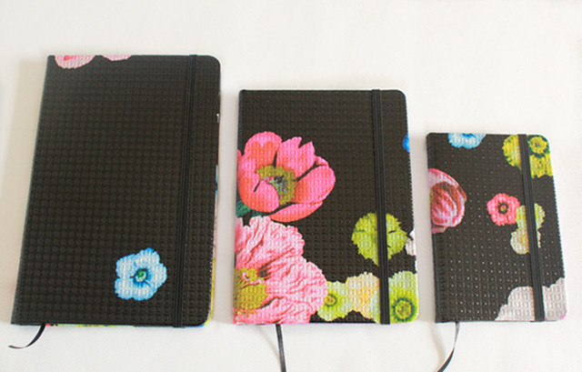 PVC leather notebook (3)