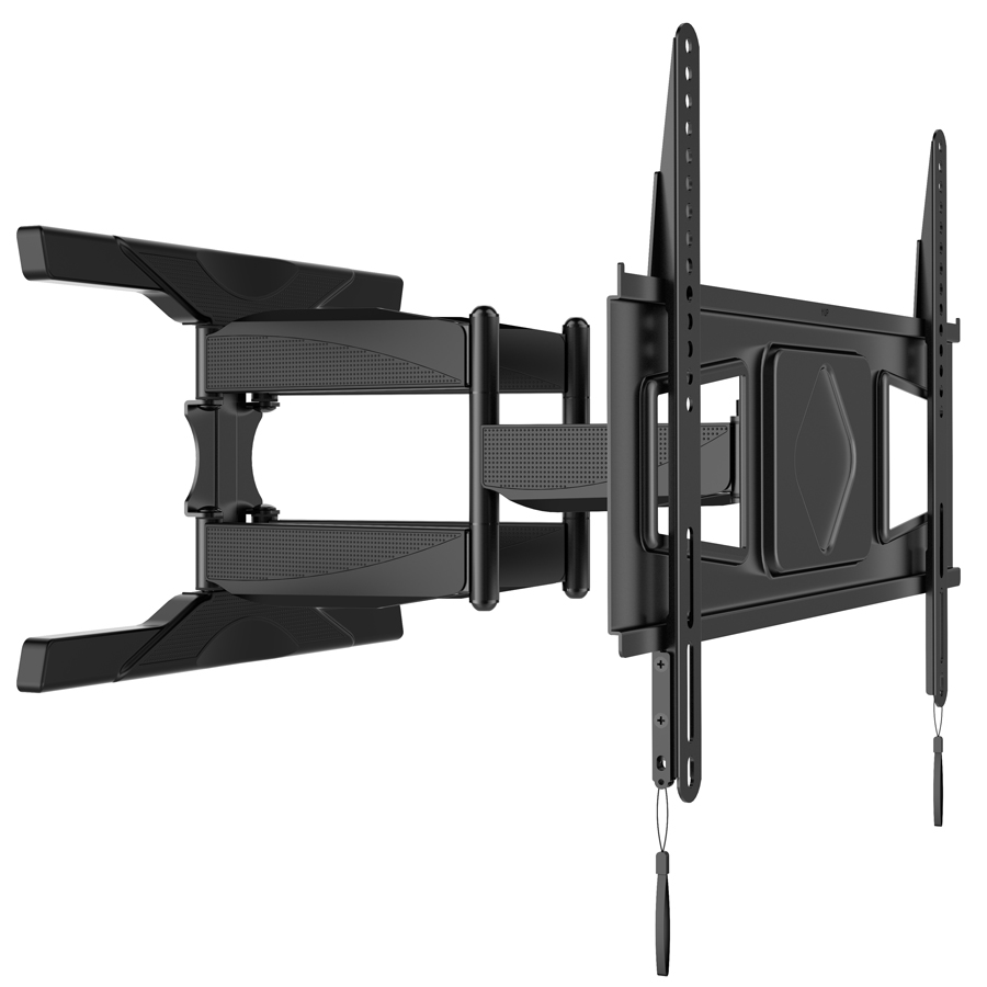Wall Mounting Hardware : Spd ultra slim only inch led adjustable tv wall