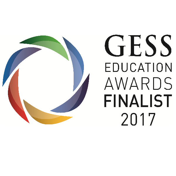 StudyFun is shortlisted for GESS awards finalist 2017