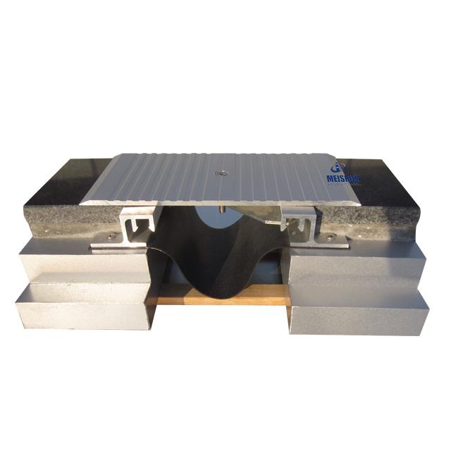 MSDG地面金属盖板型变形缝