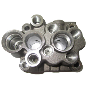 Oil Pump Forged Parts with Machining