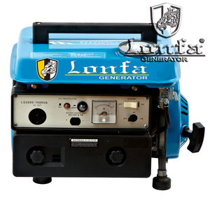 RATED 650W YAMAHA DESIGN SMALL 950 GASOLINE GENERATOR (LF950-D)