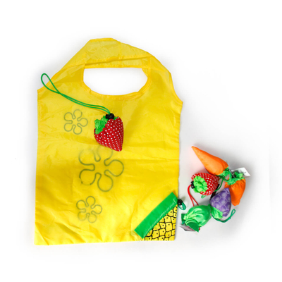 Foldable Animal, fruit shopping bag