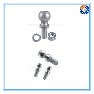 CNC Machining Part for Trailer Ball by Forging