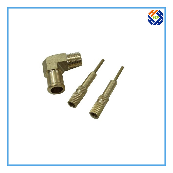Brass CNC Machined Part for Machinery-2
