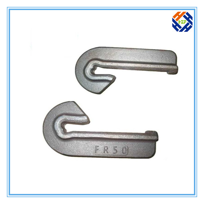 Railway Clip Made by Sand Casting Processing-5