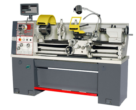 INDUSTRIAL LATHE MACHINE FOR METAL FTX 1000x360-TO DCR