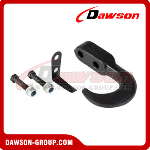 Forged and Heat Treated Tow Hook