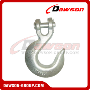 G70 e G43 Forged Clevis Slip Hook para Lashing ou Pulling