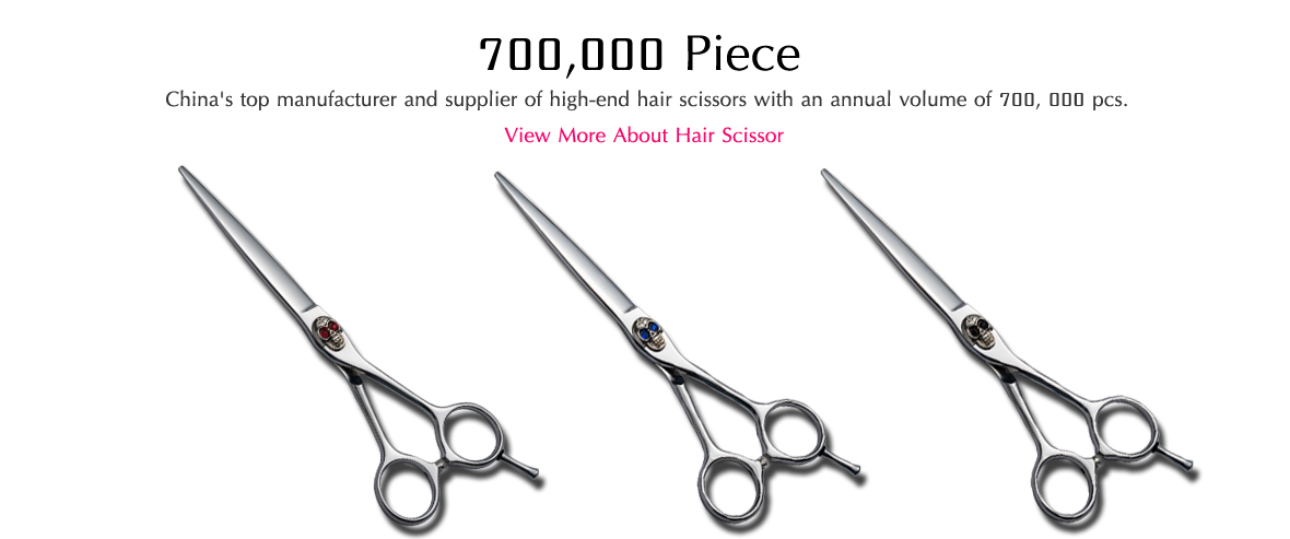 700000PCS hair scissor