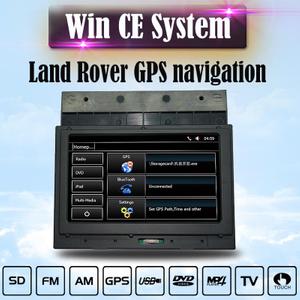 Land Rover Freelander dvd player