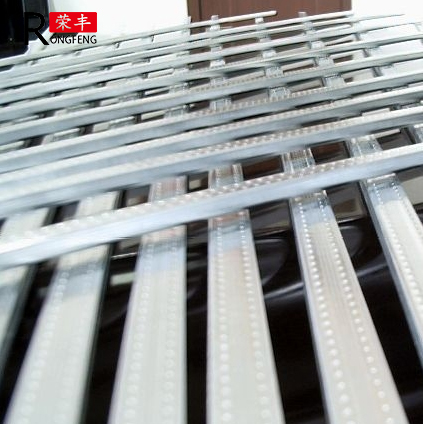 Hollow glass aluminium spacer bars/hardware spacer bar