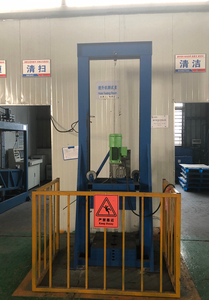 traction hoist test equipment 1