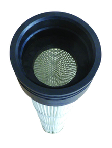 ETR Bottom Loaded Pulse pleated Filter Cartridge