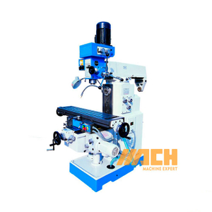 XZ6350A Vertical Universal Milling And Drilling Machine