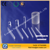 Sapphire sapphire laser rod (window, lens, prism, tube, special shape, light guide block)