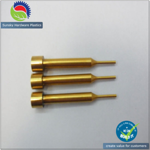Titanium Coating Tungsten Carbide Punch for Bolts (TS30030)