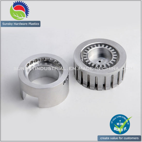 Precision Metal Parts by CNC Machining and Turning (AL12024)
