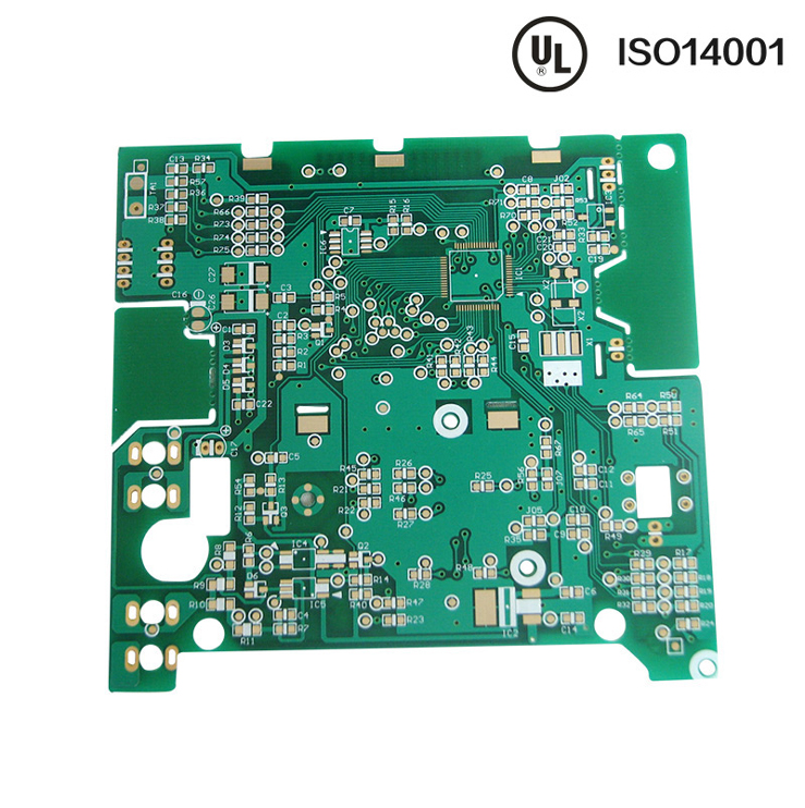 1.0mm double-edged OSP PCB 1OZ