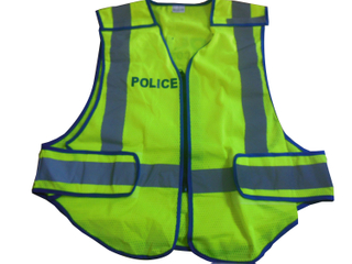 Safety Vest with High Quality Reflective Tape