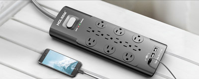 X12 surge protector black 12 outlets 3 smart usb ports(b).jpg
