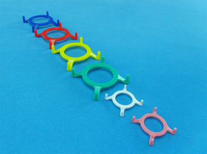 Colorful hook ring