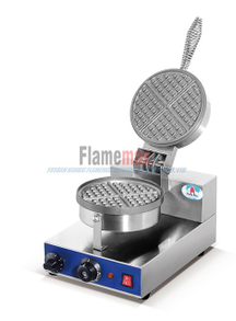 HWB-1 one head waffle making machine on sale with factory price
