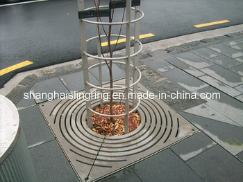 Protective Metal Tree Grates Price in Iron Casting