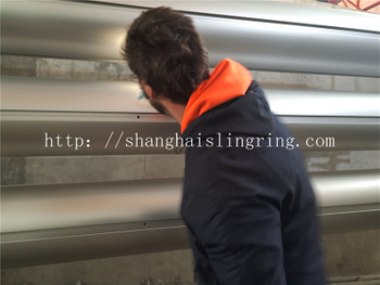 Aluminum smart pole extrusion