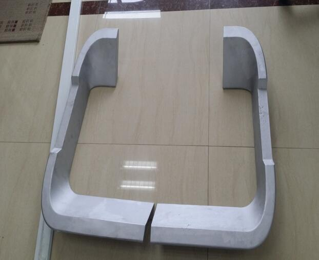 Aluminum Sand Casting for Public Bench