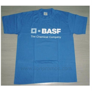 Custom Logo Printed Promotional 160gsm Cotton T Shirt