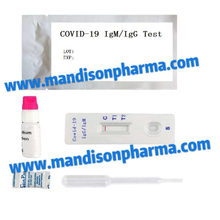Covid-19 Rapid Test Kit Igg/Igm