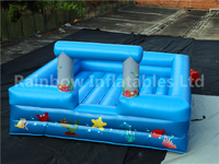 Popular Inflatable Foam Pit Foam Machine for Party