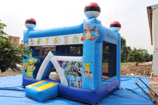 Inflatable Bounce House Moonwalk