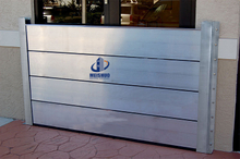 Stainless Steel Flood Barrier System
