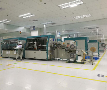 RFITRFID company continually introduce Chip Bonding production line