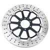 Motorcycle Round Front Disc Brake Rotor For Ducati Monster