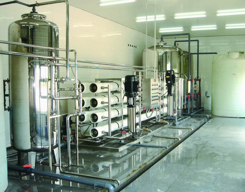 Two Stage RO Water Treatment System