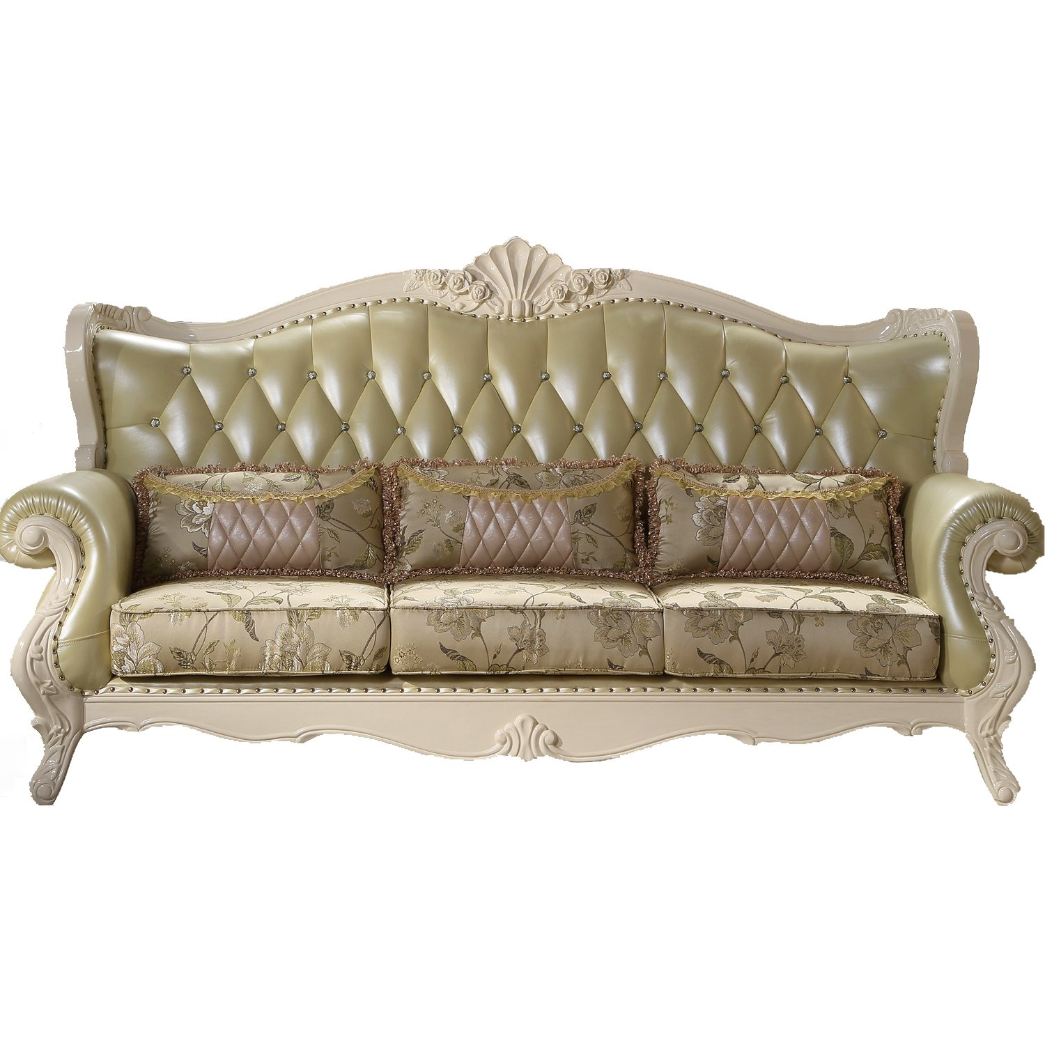 992D Wooden Fabric Sofa for Living Room Furniture