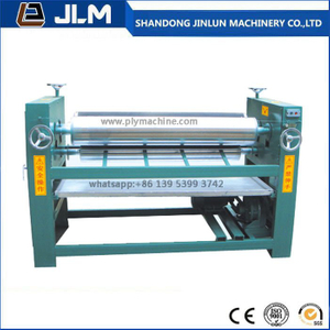 Wood Working 4 Feetglue Spreader Machine for Plywood Production Line