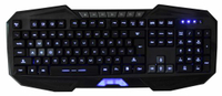 Backlit Multimedia Gaming Keyboard (KBB-002)