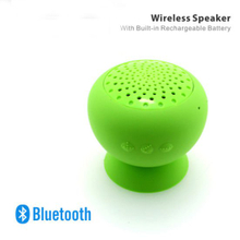 Sucking Disk Bluetooth Speaker