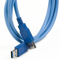 Blue Color USB 3.0 Cable Style No. UC3-001