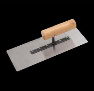 Wood Handle Plastering Trowel Scraper for House Building