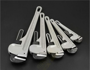 Aluminum Pipe Wrench/American Light Pipe Wrench